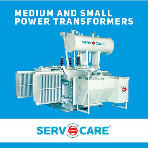 Medium & Small Power Transformer