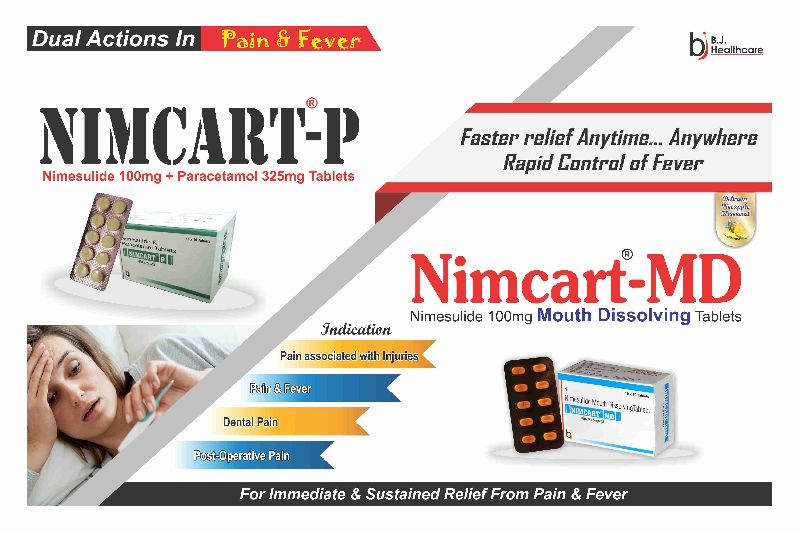 Nimcart Tablets