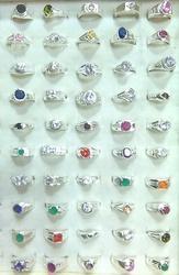925 Sterling Silver Mens Finger Rings 05
