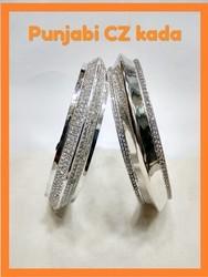 925 Sterling Silver Punjabi Kada 02