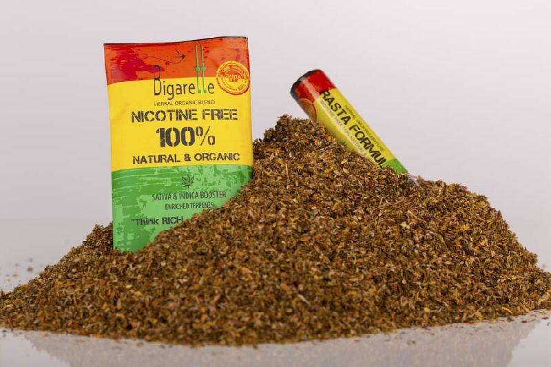Herbal Smoking Blends