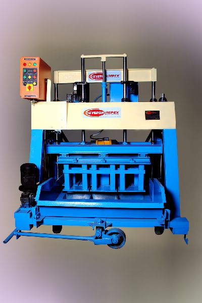 1122 Heavy Duty Concrete Block Making Machine