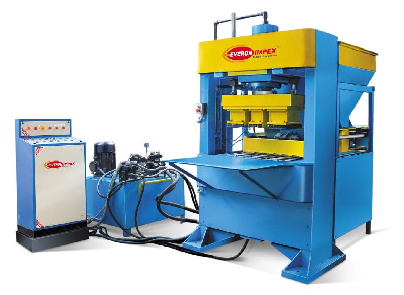 Interlock Wall Brick Making Machine