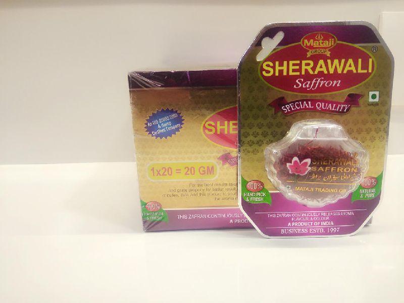1 gm Sherawali Saffron