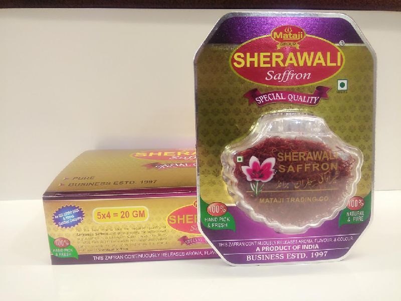 5 gm Sherawali Saffron