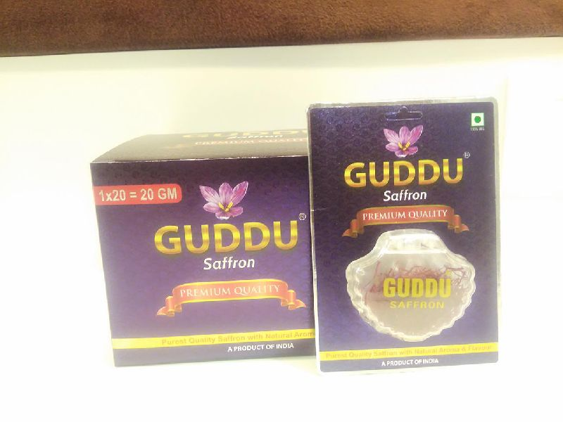 Guddu Saffrons