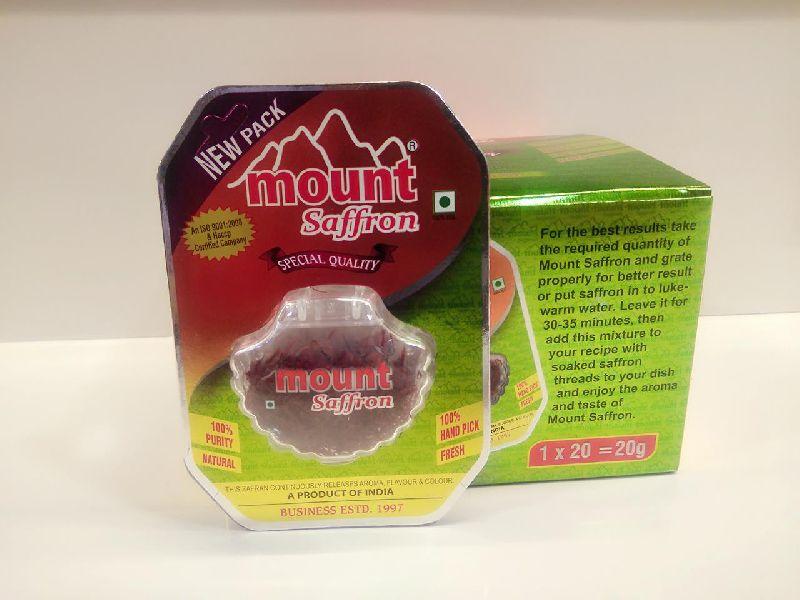 Mount Saffrons