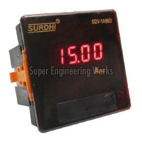 Digital Ammeter (20 Amp Directly)