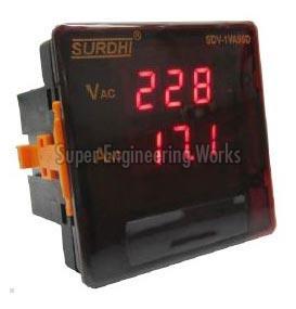 Digital VA Meter-1 Phase (20A Direct)