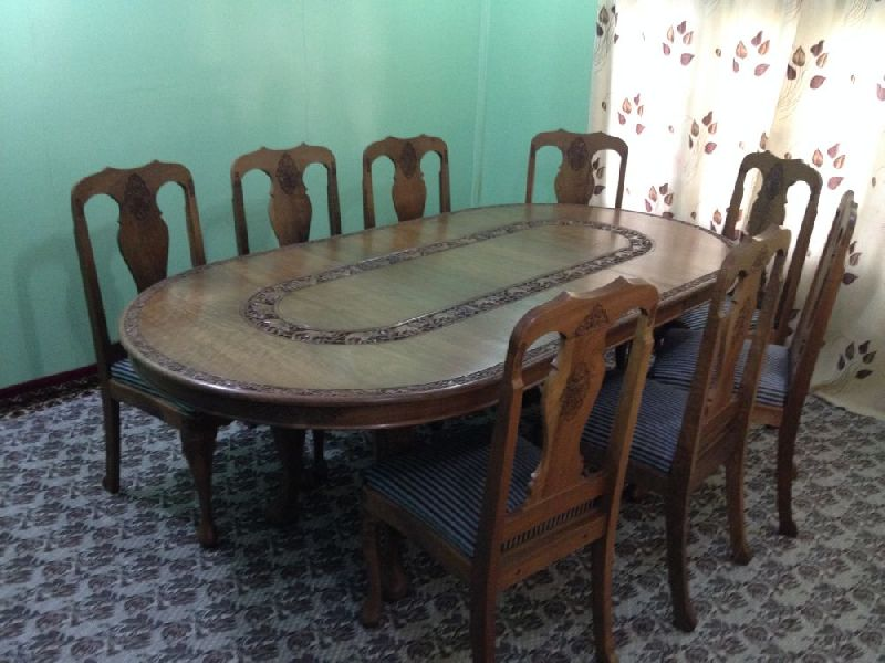 Magnificent Antique Dining Table Set Manufacturer Supplier In Srinagar India Andrewgaddart Wooden Chair Designs For Living Room Andrewgaddartcom