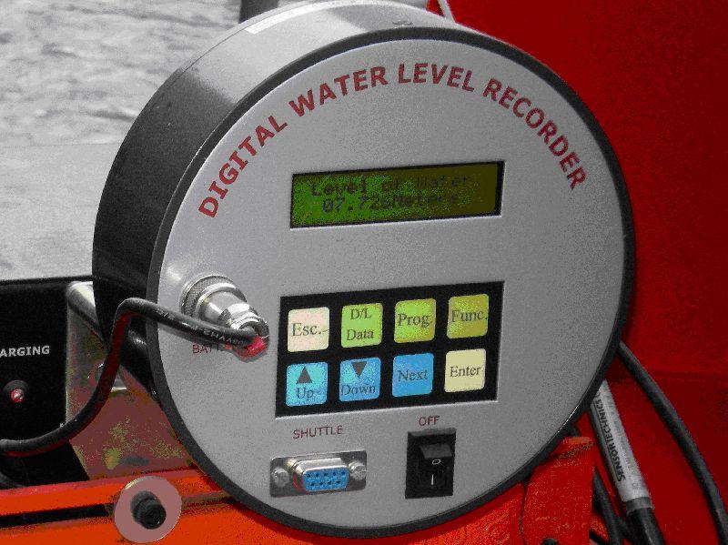 Digital Water Level Gauge Recorder