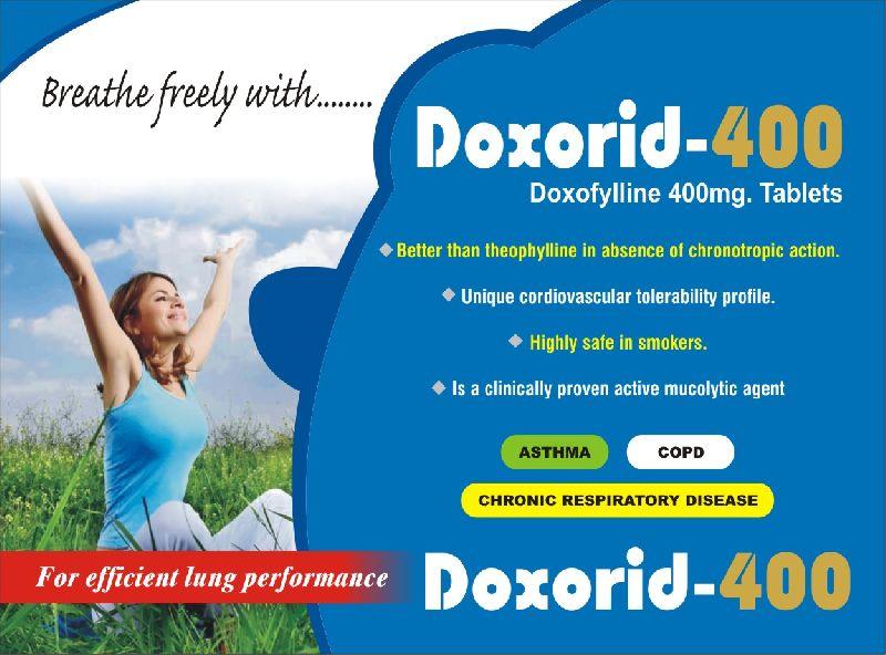 Doxorid 400 Tablets