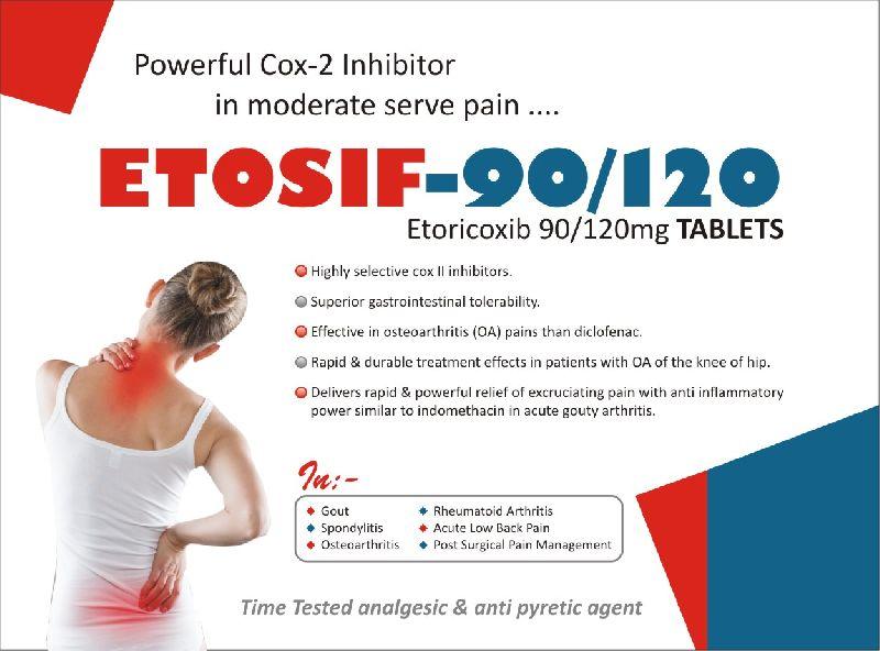 Etosif 90 – 120 Tablets