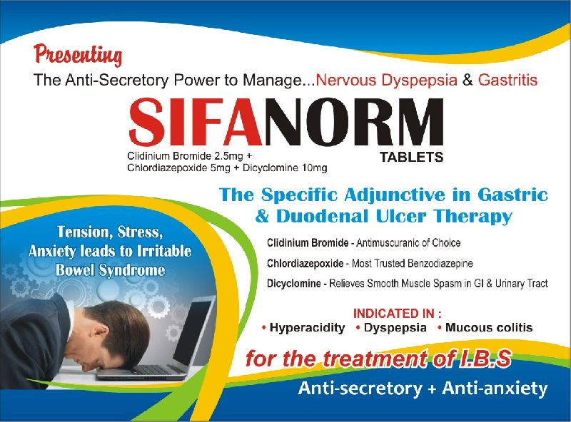 Sifanorm Tablets