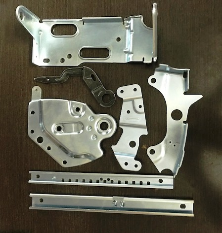 Sheet Metal Components 01
