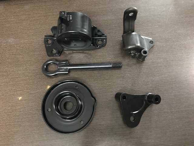 Welded Components
