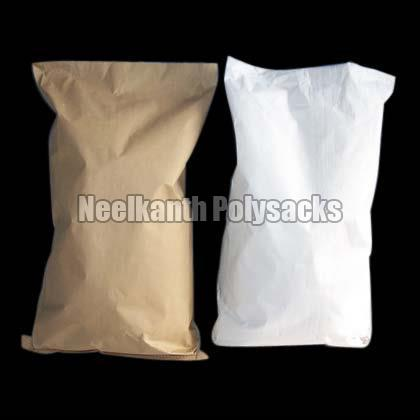PP Laminated Paper Bags