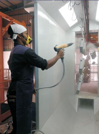 Powder Coating Solution 04
