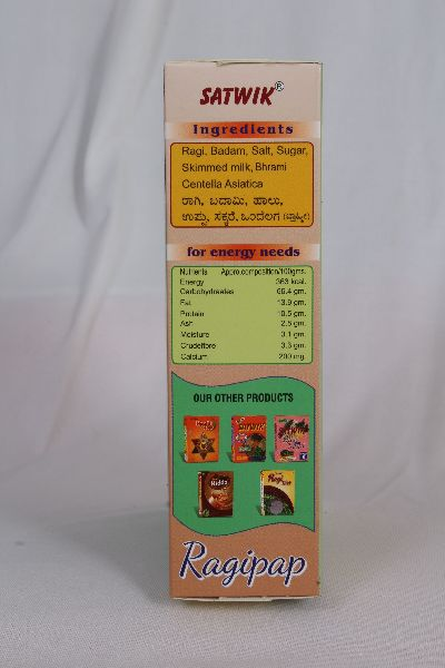 Satwik Ragipap Cereals 02