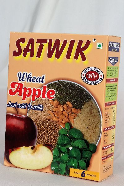 Satwik Wheat Apple 01