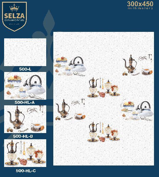 Ceramic Kitchen Tile 01