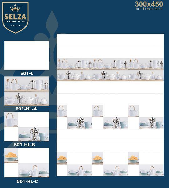 Ceramic Kitchen Tile 02