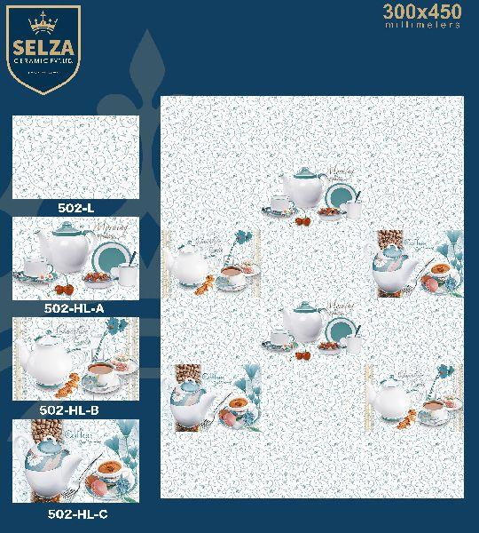 Ceramic Kitchen Tile 03