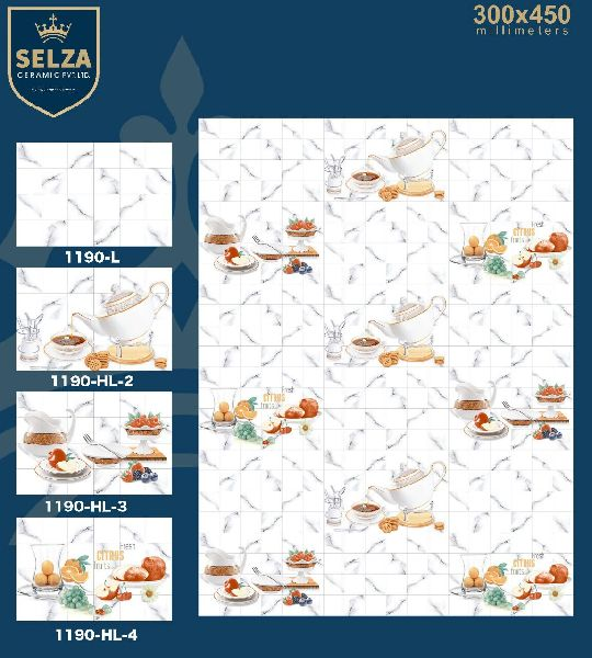 Ceramic Kitchen Tile 06