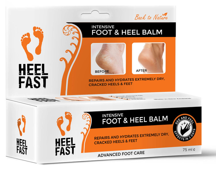 Heel Fast Foot Care Balm 01