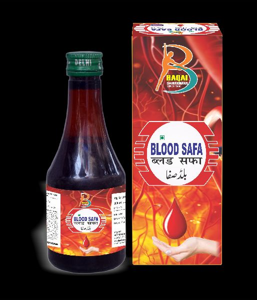 Baqai Blood Safa Syrup