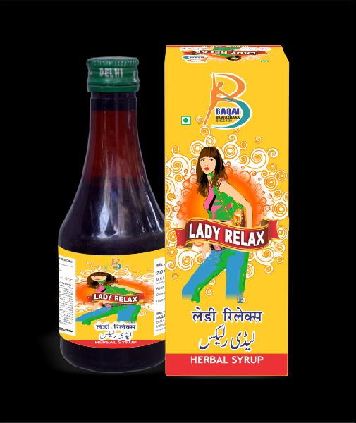 Baqai Lady Relax Syrup