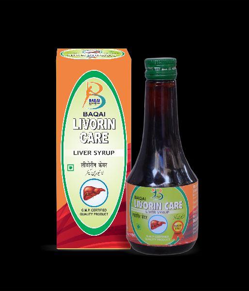 Baqai Livorin Care Syrup