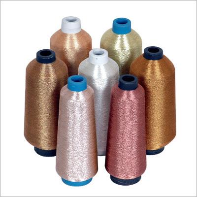 Polyester Zari Threads