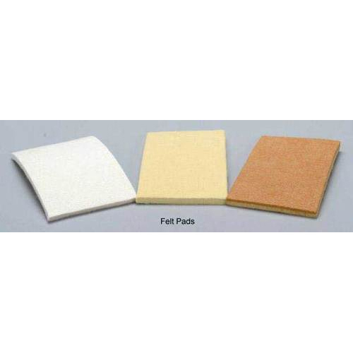 Aluminium Extrusion Felt Pads Manufacturer Supplier in Kolkata India