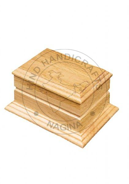 Wooden Cremation Urn for Child Infant Ashes