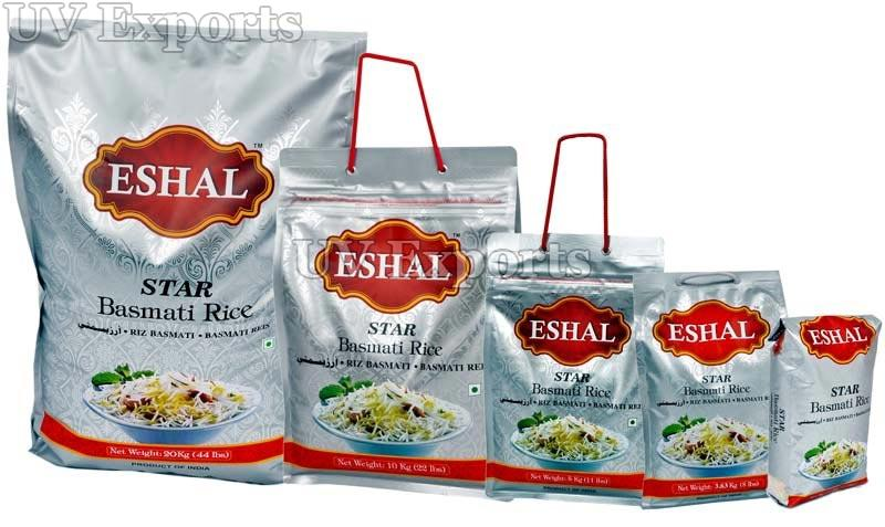 ESHAL Star Basmati Rice