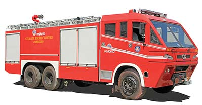Fire Vehicle on Rent