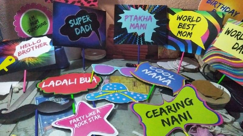 Personalised Props 03