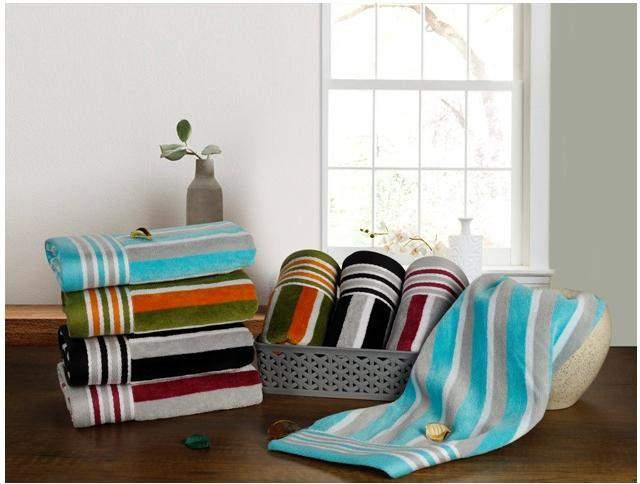 Martin Stripe Towel