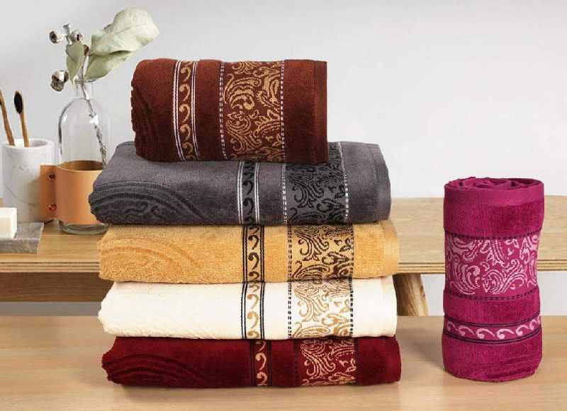 Morgan Jacquard Towel