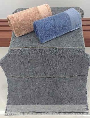 Piece Dyed Dobby Towel