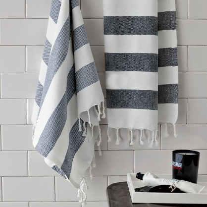 Stripe Fouta Towel