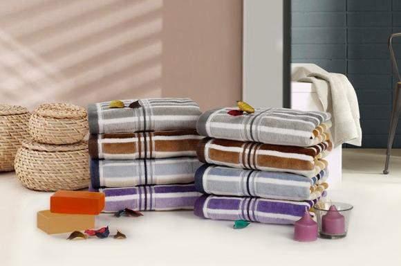 Sunshine Stripe Towel