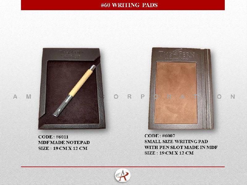 scribbling pads