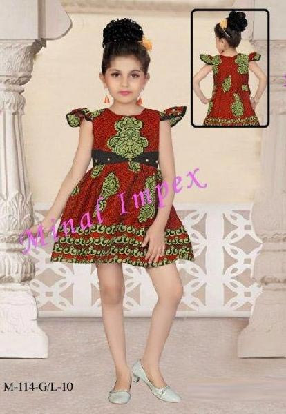 African Kids Wear (M-114-G-L-10)