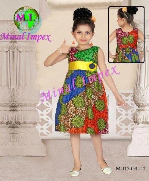 African Kids Wear (M-115-G-L-12)