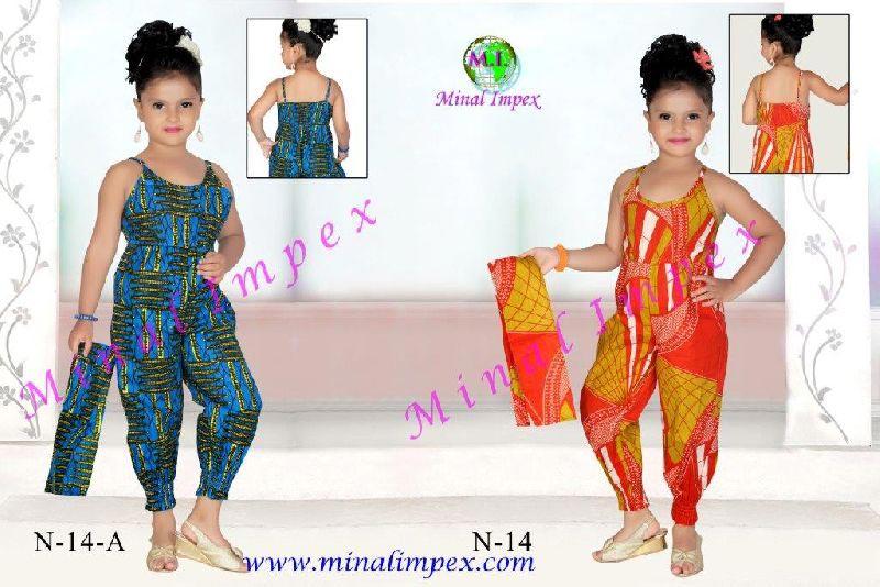 African Kids Wear (N-14 12X18)