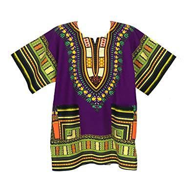 African Tops (Multi Color)