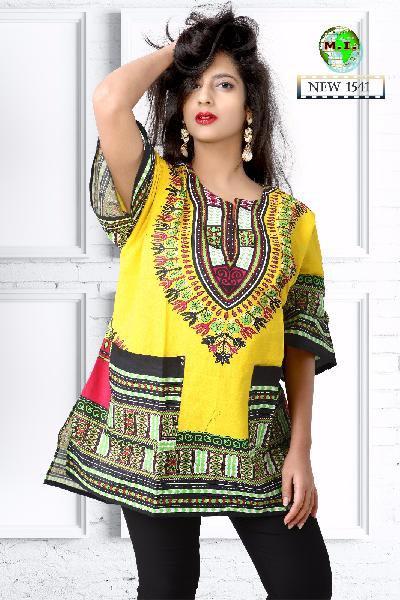 Dashiki Shirt 06