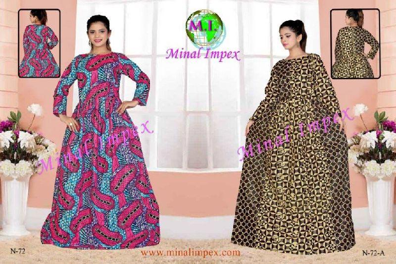 Fancy African Dresses 04